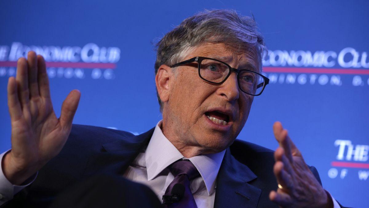 Tỷ phú Mỹ Bill Gates tuyên bố sốc về xét nghiệm Covid-19 ở Mỹ - 1