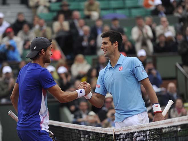 Đối thủ kinh sợ Djokovic: Như đánh với bức tường, khó có thể thắng - 1