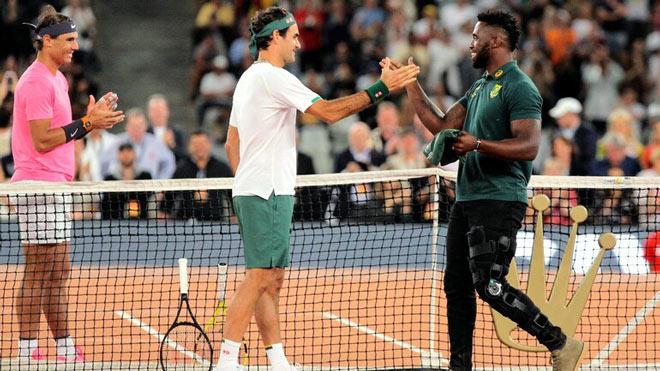 """Lý do """"Quý ông"""" Federer không bao giờ chửi bới trên sân tennis - 1"""