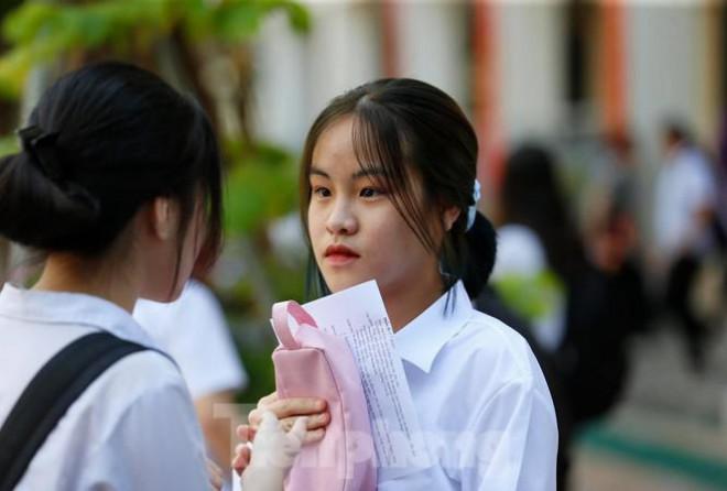 Trường đầu tiên sử dụng điểm thi của Sở GD&ĐT Hà Nội công bố điểm chuẩn - 1