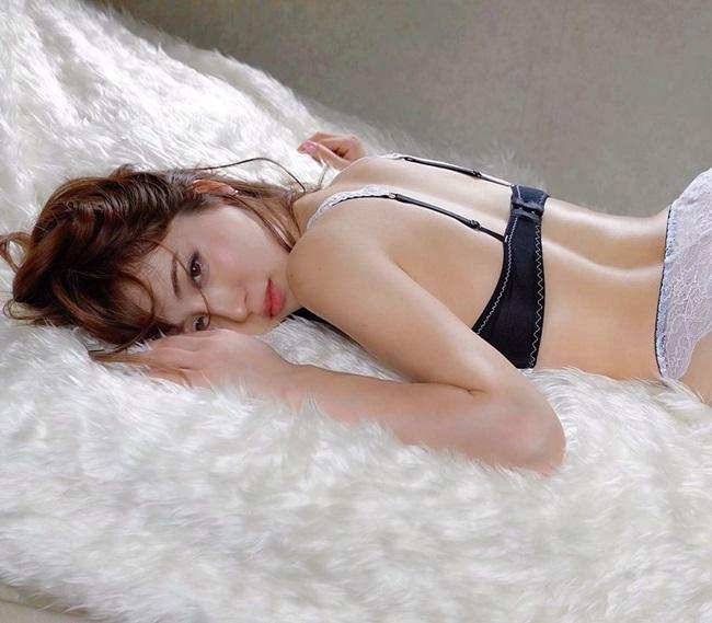 Pamela Asahi sinh năm 1991 mang trong mình dòng máu Nhật - Mỹ - Canada.