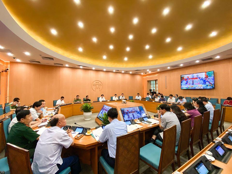 Ca nghi nhiễm COVID-19 ở Hà Nội đã âm tính với xét nghiệm PRC - 1