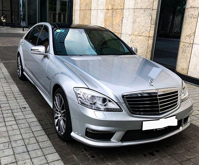 Mercedes-Benz AMG S63 tuổi đời 13 năm, rao bán ngang xe Camry mới - 1