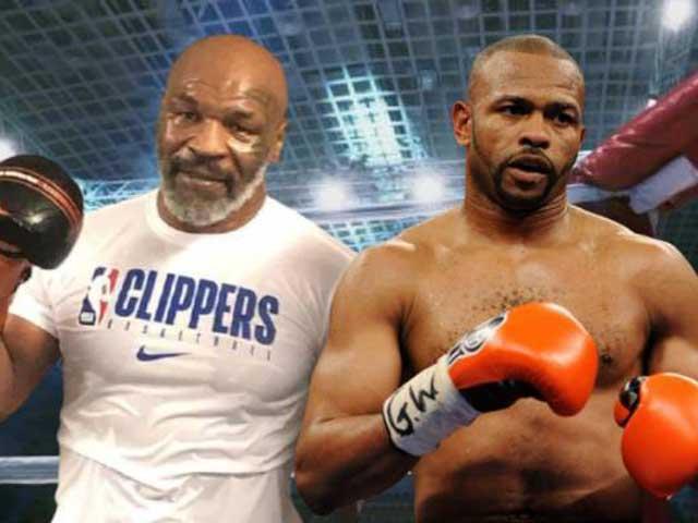 """Mike Tyson bị ví là """"cún cưng"""", trận chiến 2 võ sỹ tổng 105 tuổi càng nóng - 1"""