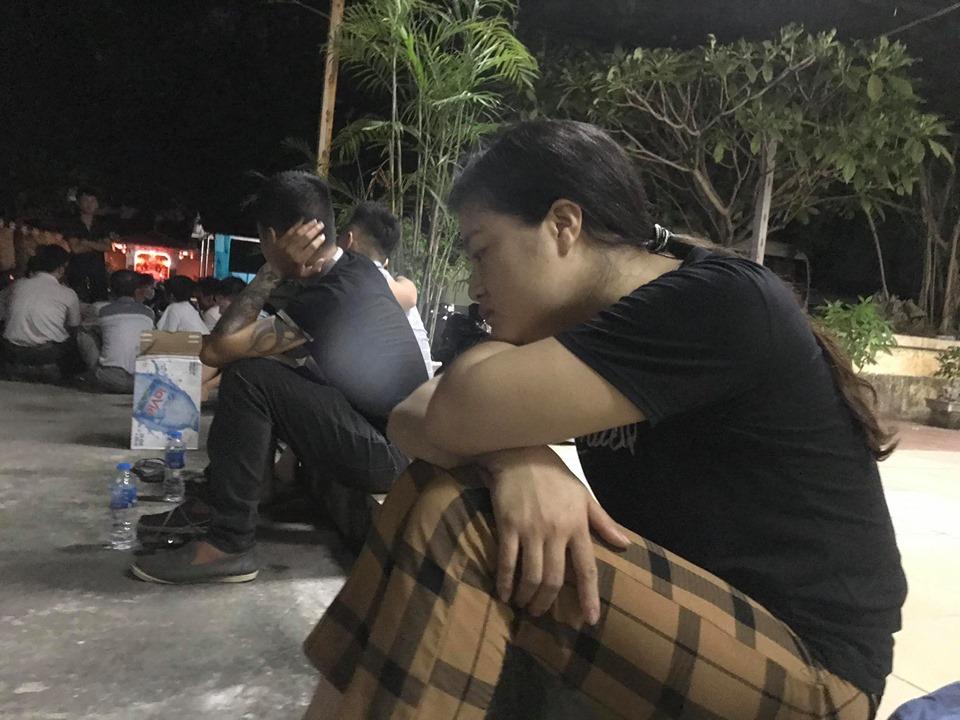 """Vụgãy thang công trình xây dựng ở Hà Nội: """"Không ngờ bố tôi phải chết đói, chết khát"""" - 3"""