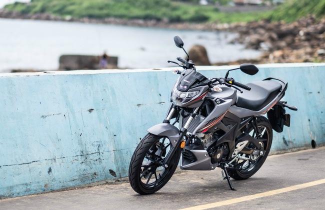 2020 Suzuki GSX-150 Bandit, một dòng xe côn tay cũng được phân phối ở thị trường Việt Nam, được đánh giá là mẫu xe trẻ trung, thể thao và năng động.