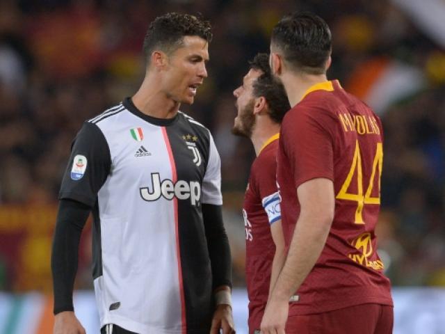"""Nhận định bóng đá Juventus - AS Roma: Ronaldo mơ kỳ tích ẵm """"Chiếc giày Vàng"""""""