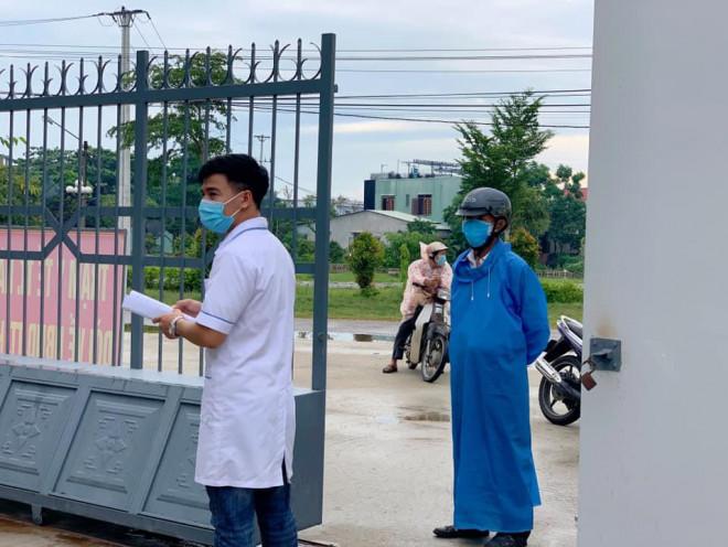 5 ca Covid-19 ở Quảng Nam: Có người lo đám tang, 3 người là sư cô, tiếp xúc nhiều - 1