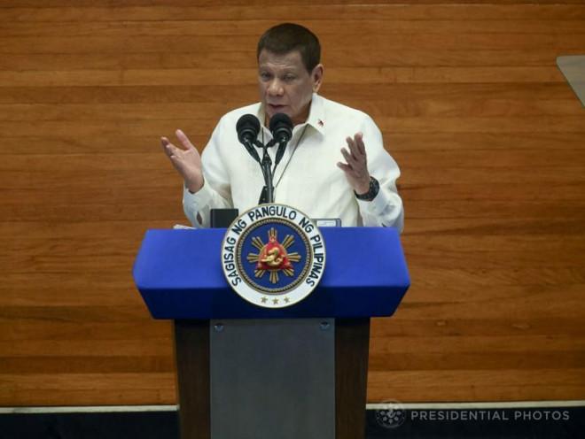 'Philippines không thay đổi cách tiếp cận với Trung Quốc, Mỹ' - 1