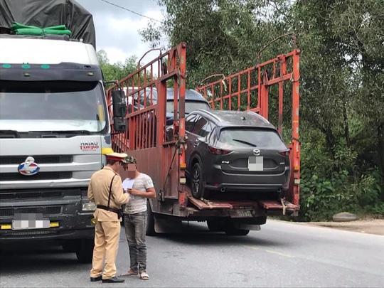 Lái xe cần biết khi vận chuyển hàng hóa đi qua, vào Thừa Thiên – Huế - 1
