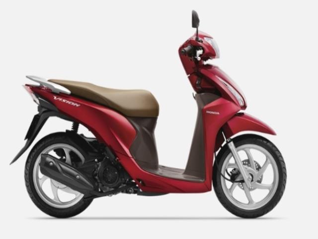 Bảng giá Honda Vision tháng 8/2020, tiếp tục chênh cao - 1