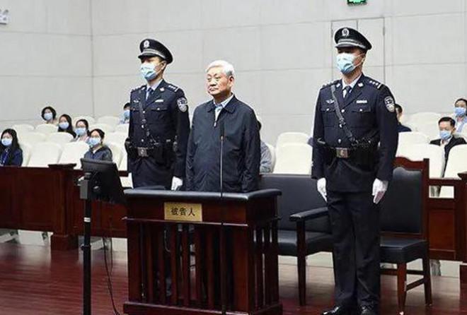 Trung Quốc: Nguyên Ủy viên Trung ương Đảng nhận án tử - 1