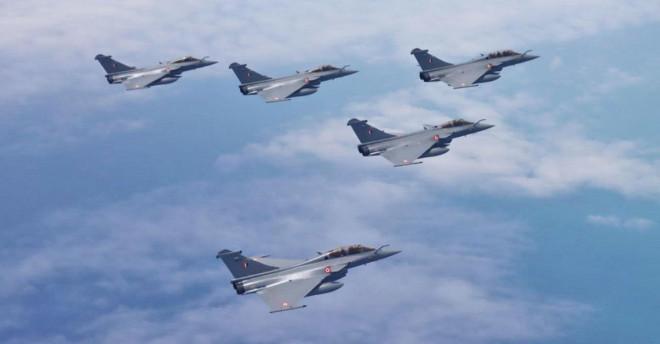 """Ấn Độ """"giũa mũi tên vàng"""" đối phó Trung Quốc - 1"""