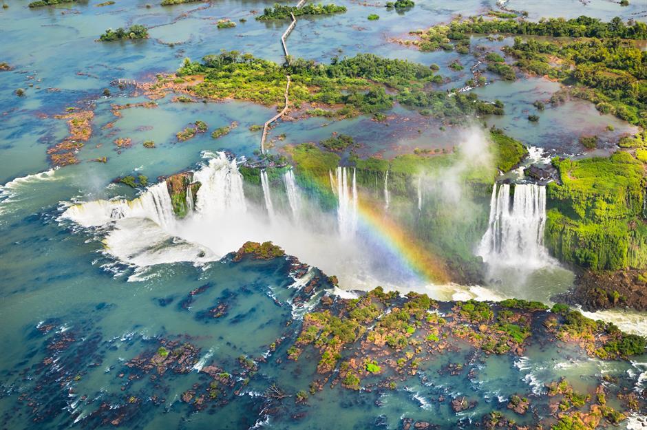 Những thác nước ấn tượng nhất thế giới - 2