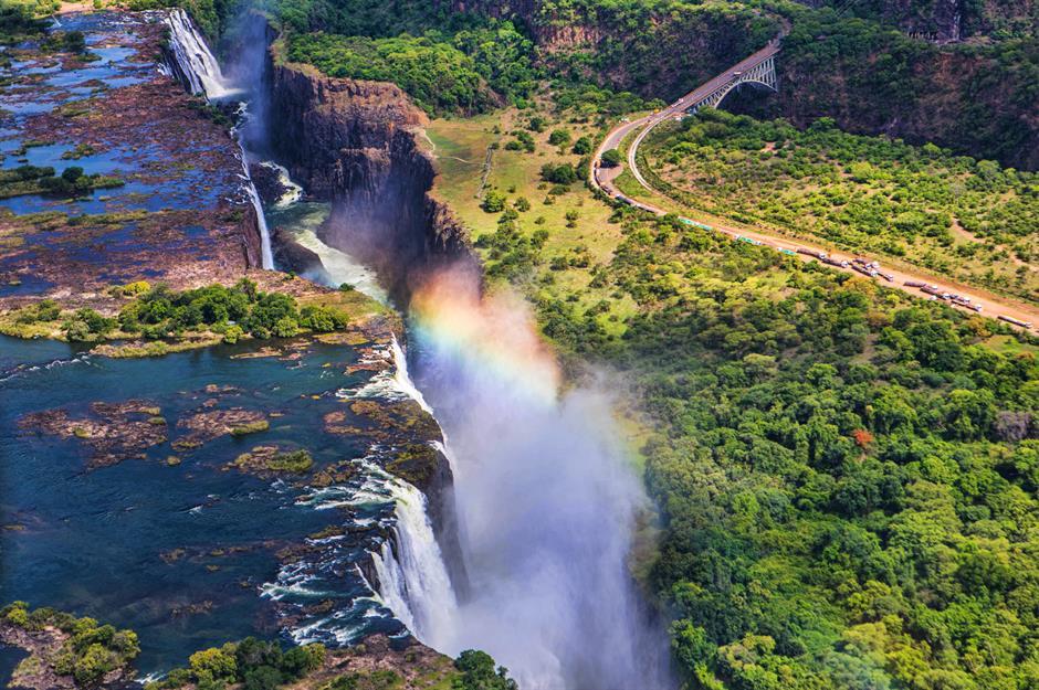 Những thác nước ấn tượng nhất thế giới - 7