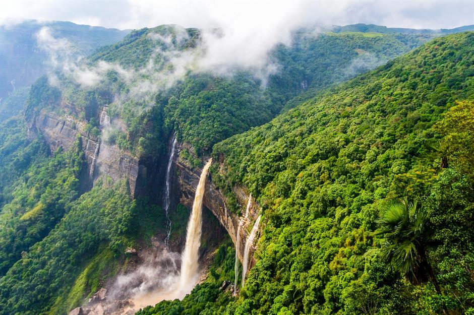 Những thác nước ấn tượng nhất thế giới - 9