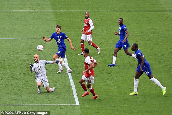 Arteta tri ân Pep, Aubameyang vô địch FA Cup có vĩ đại hơn Messi - Ronaldo? - 1