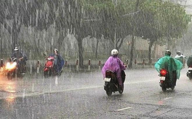 Tin khẩn cấp về cơn bão số 2 đang đi vào khu vực Thái Bình - Nghệ An - 1