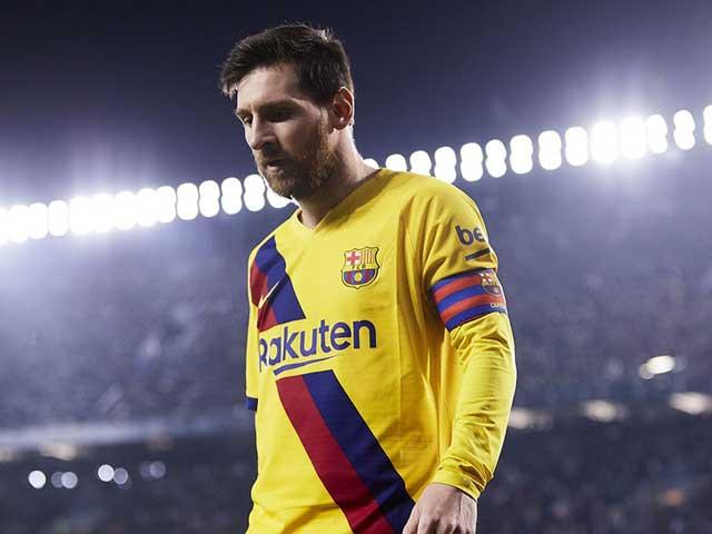 Tin HOT bóng đá tối 3/8: Messi có thành tích ghi bàn tệ sau 11 mùa giải - 1
