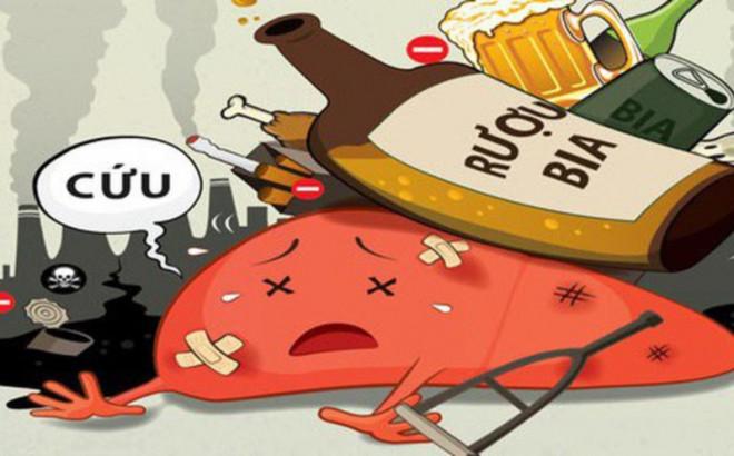 Uống rượu bia có thể làm tăng nguy cơ mắc COVID-19? - 1