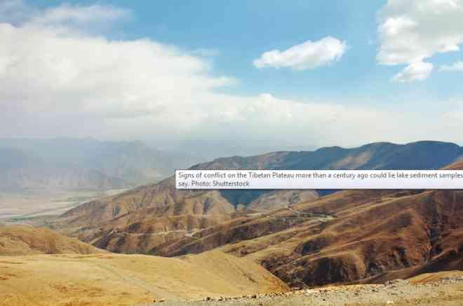 """Khảo sát địa chất, phát hiện những """"bóng ma"""" rùng mình ở hồ sông băng Tây Tạng - 1"""