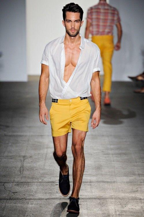 Bí quyết chọn quần short theo cơ thể bạn - 3