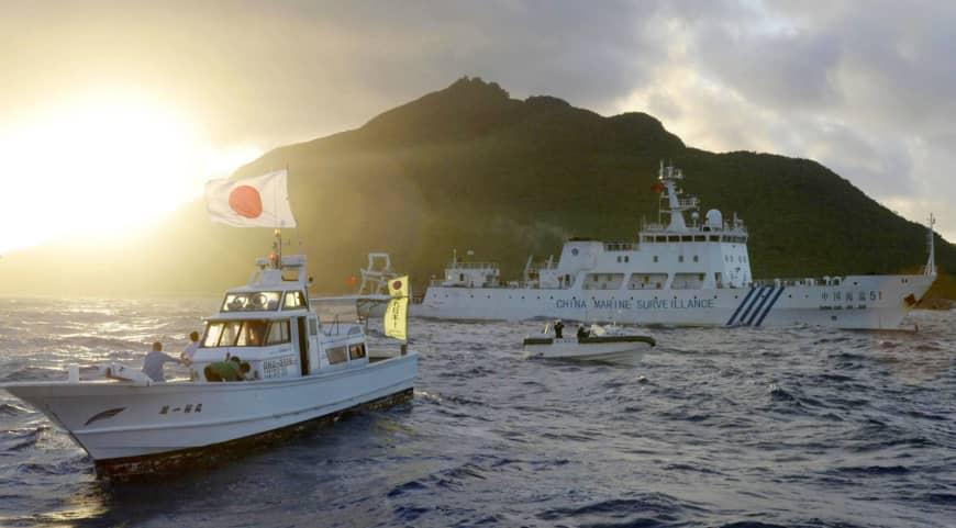 Mối đe dọa ập đến, tàu TQ chấm dứt 111 ngày hiện diện gần đảo tranh chấp với Nhật Bản - 1