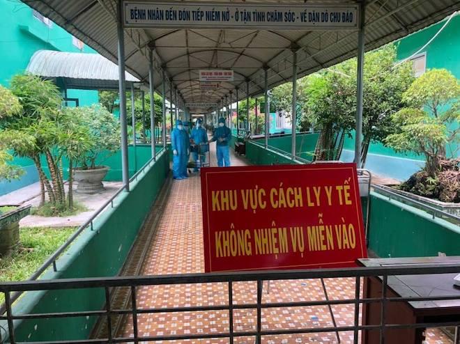 Quảng Nam: 2 ngày, huyện Quế Sơn ra 2 thông báo khẩn liên quan bệnh nhân COVID-19 - 1