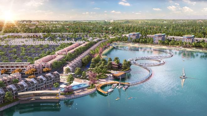 Bắc Hà Nội sắp đón đại đô thị tiện ích đẳng cấp tích hợp trải nghiệm đầu tiên - 1