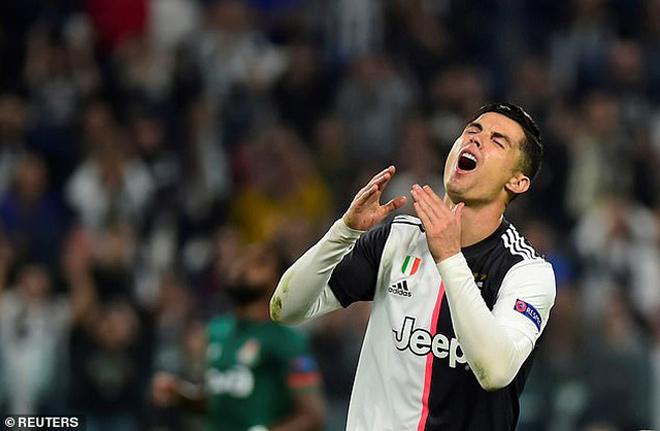 Ronaldo gây chấn động, mơ về PSG sát cánh Neymar - Mbappe? - 1