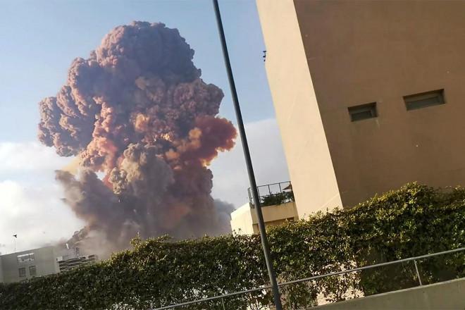 Giải mã sức mạnh vụ nổ cực lớn ở Lebanon - 1