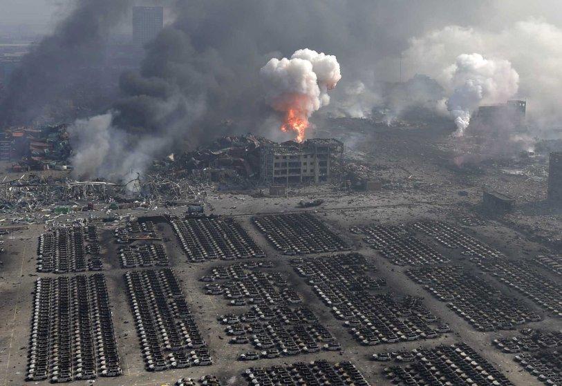 5 vụ nổ amoni nitrat nguy hiểm tương đương vụ nổ ở Liban - 1