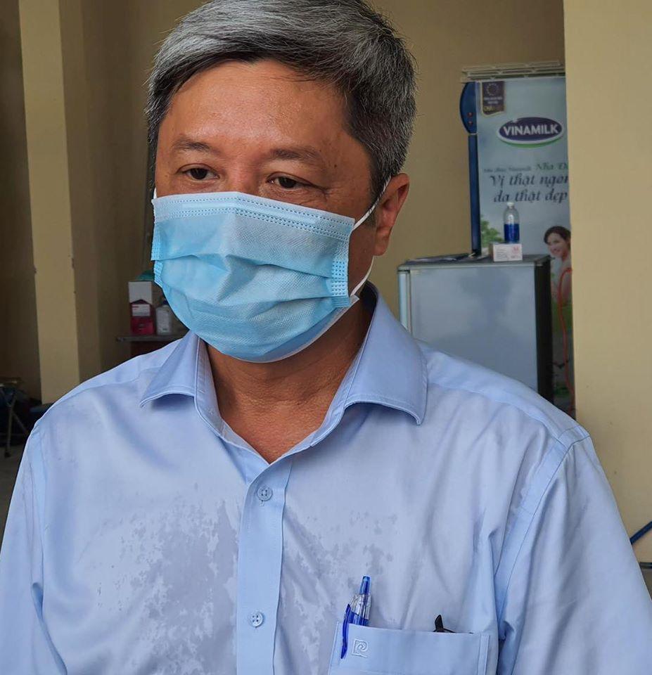 """Thứ trưởng Bộ Y tế: """"Đỉnh dịch trong 10 ngày tới"""" - 1"""