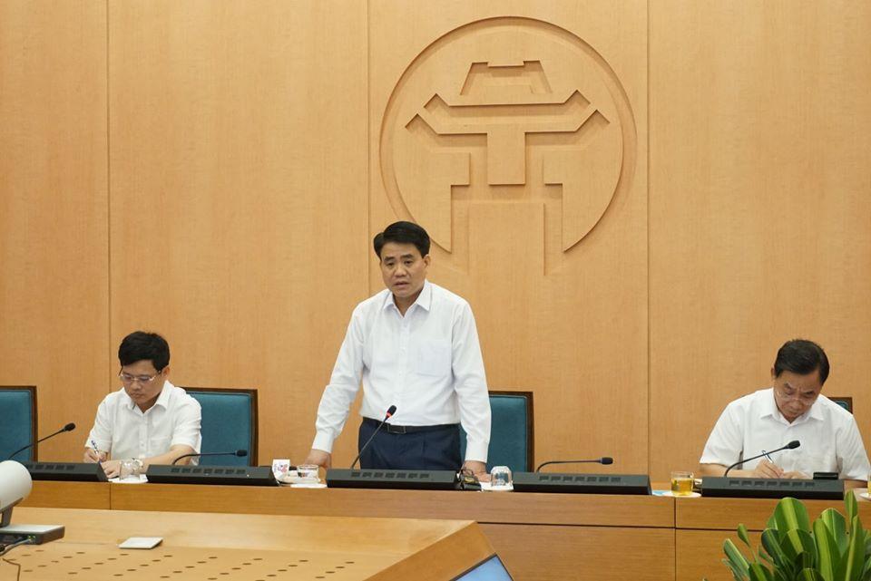 Chủ tịch TP.Hà Nội yêu cầu rà soát chuyến bay từ Đà Nẵng về Nội Bài có 6 ca nhiễm COVID-19 - 1