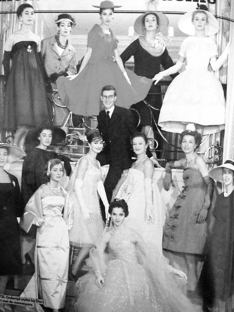 Dior: Nhà mốt làm nên lịch sử huy hoàng của ngành thời trang - 4