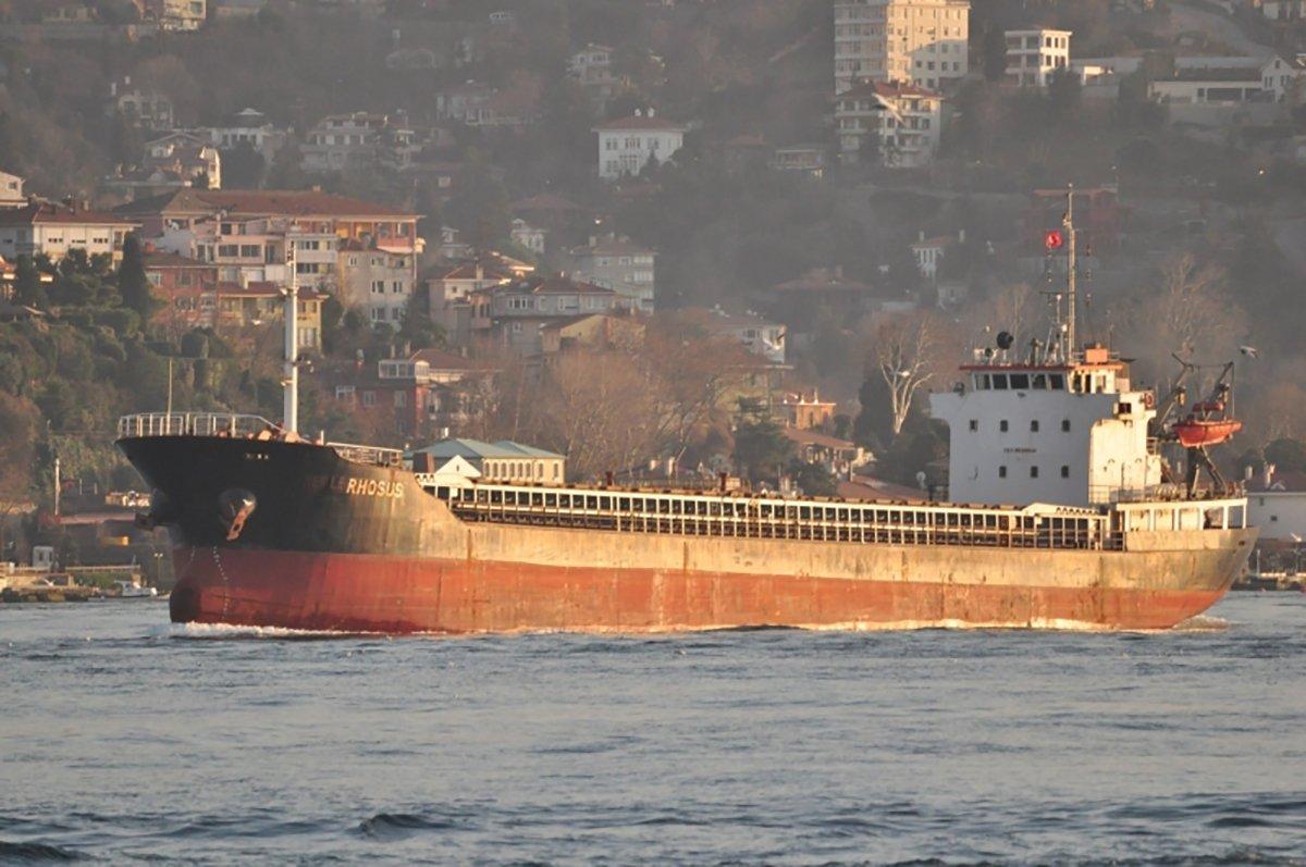 Tiết lộ về con tàu bí ẩn mang hơn 2.700 tấn chất hóa học gây nổ kinh hoàng ở Liban - 1