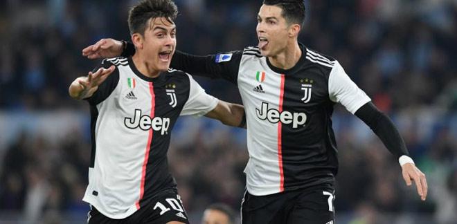 """""""Tiểu Messi"""" Dybala xuất sắc nhất Serie A, Ronaldo tức điên vì lẽ gì? - 1"""
