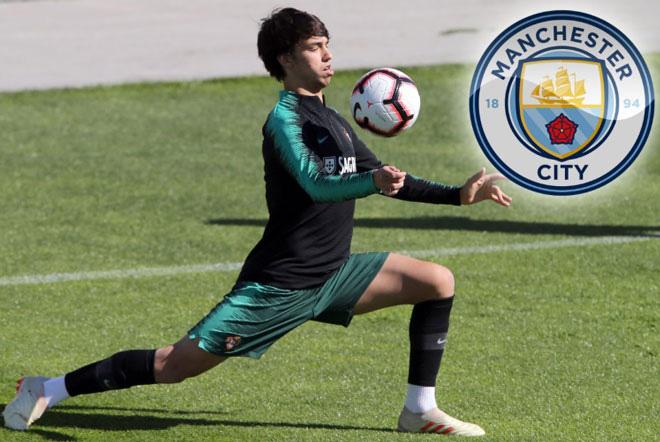 """Tin nóng chuyển nhượng 5/8: Man City vung tiền hỏi mua """"bom tấn"""" Joao Felix - 1"""