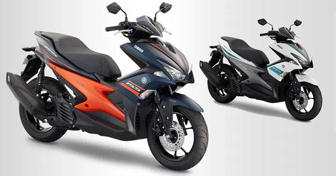 Yamaha Aerox 155 2020 hoàn toàn mới trình làng: Tuyệt hơn Airblade 150 - 1