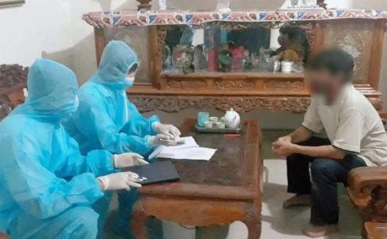 Kết quả xét nghiệm giáo viên tiếng Anh người Nam Phi từ Đà Nẵng về bị đau họng, khó thở - 1
