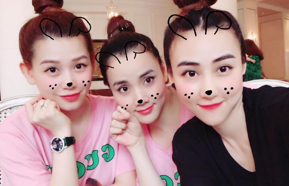 Hội bạn thân nổi tiếng của Á hậu Trang Nhung: Nhan sắc cực phẩm, hôn nhân viên mãn - 1