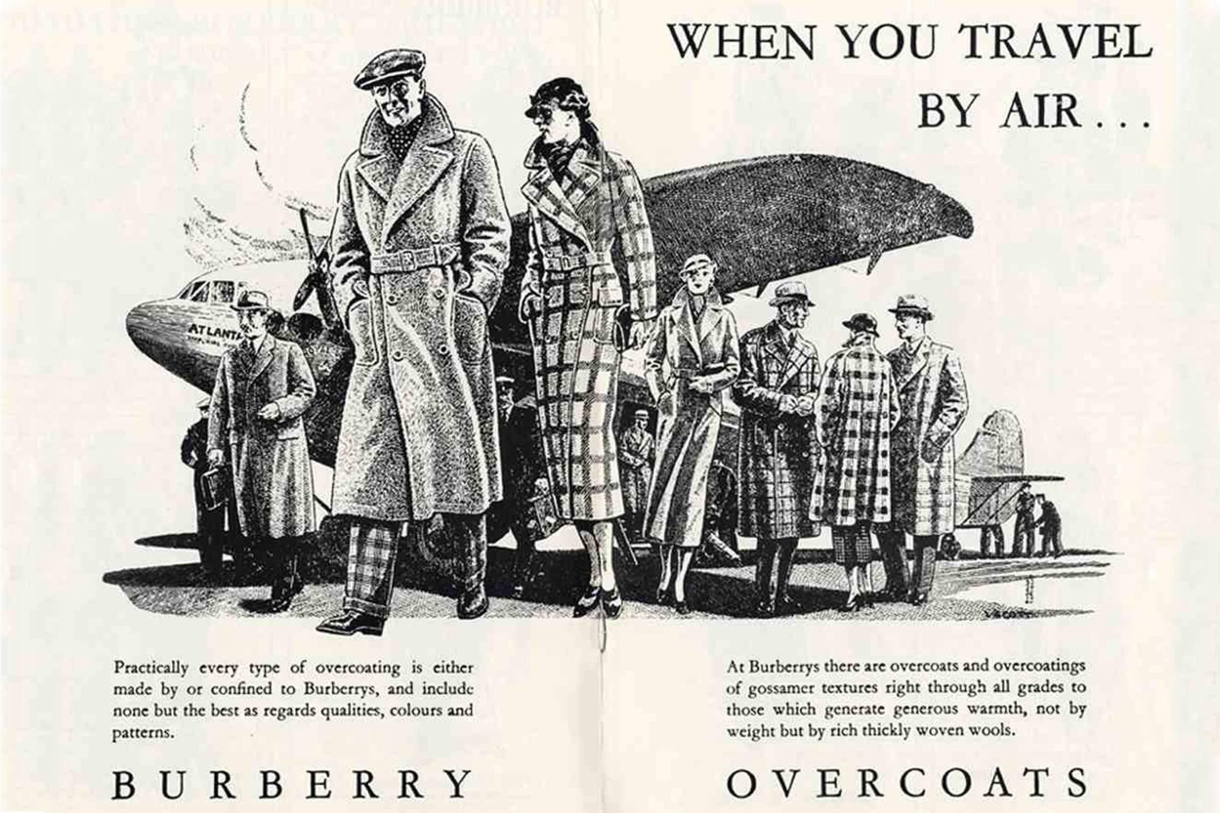 Burberry: Phong cách tinh túy của người Anh và con đường tìm lại ánh hào quang - 1