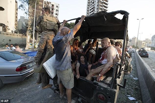 Dân Úc lo sốt vó vì số hóa chất gấp 4 lần vụ nổ ở Liban dồn đống một chỗ - 1