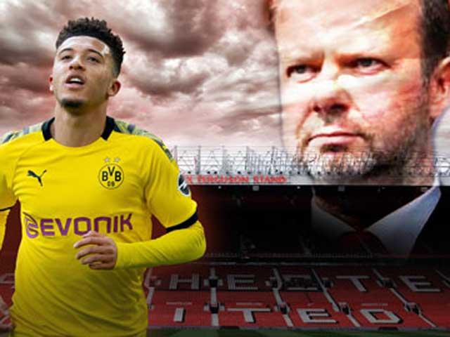 """MU còn 4 ngày để mua Sancho: Hé lộ """"chiêu trò"""" sếp lớn với Dortmund - 1"""