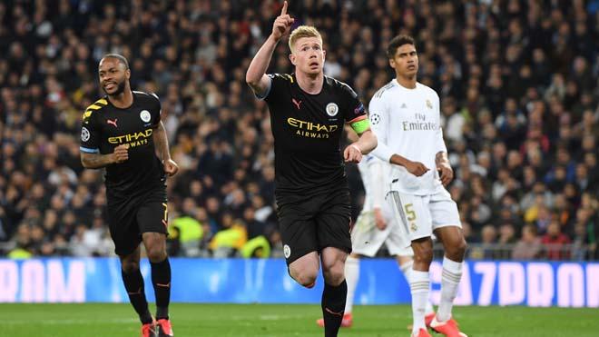 Nóng bỏng Cúp C1: Nhà cái tin Man City vượt qua Real, lộ diện ứng viên số 1 - 1