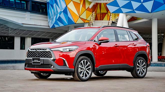 So sánh nhanh KIA Seltos bản Full và Toyota Corolla Cross bản tiêu chuẩn, chênh giá có gì hay - 1