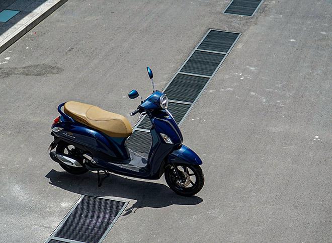 """Đánh giá Yamaha Grande – Có xứng danh """"nữ hoàng"""" xe tay gatiết kiệm nhiên liệu số 1 Việt Nam? - 1"""