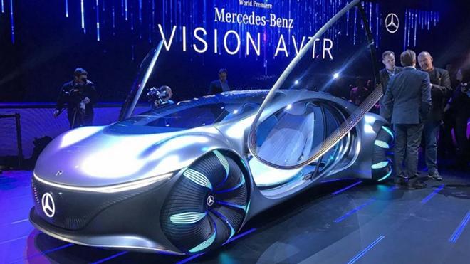 Cận cảnh 5 siêu xe có thiết kế đến từ tương lai - 1