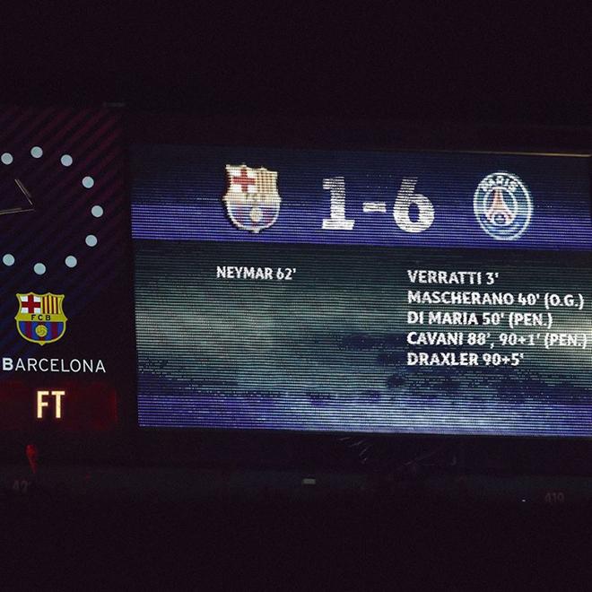 Ảnh chế: Khi thế giới bóng đá đảo lộn, PSG ngược dòng thần thánh trước Barca - 1