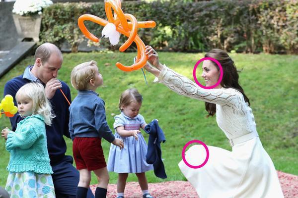 Sẵn sàng ngồi xuống đòi một đứa trẻ trả đồ chơi cho con và cách dạy con đáng nể của công nương Kate Middleton - 1